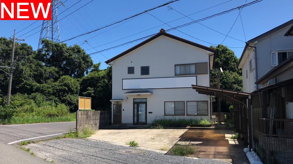 鈴鹿市平野町 貸店舗併用住宅