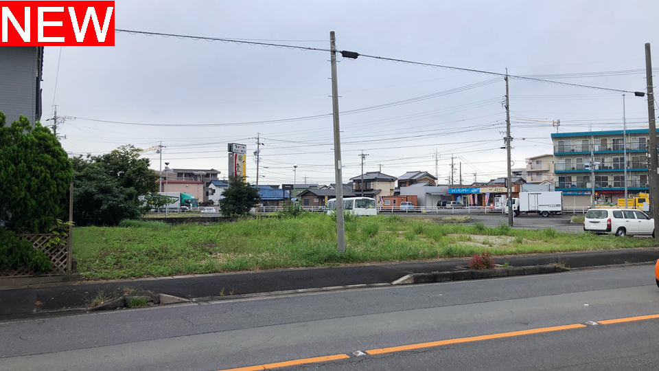 鈴鹿市江島台2丁目 売地