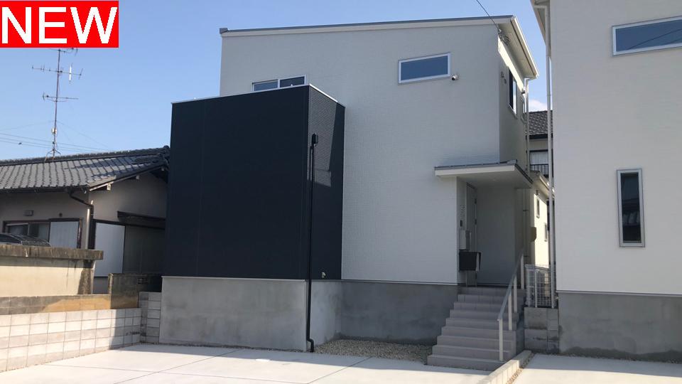 鈴鹿市鈴鹿ハイツ 新築戸建住宅 2号地/全2区画